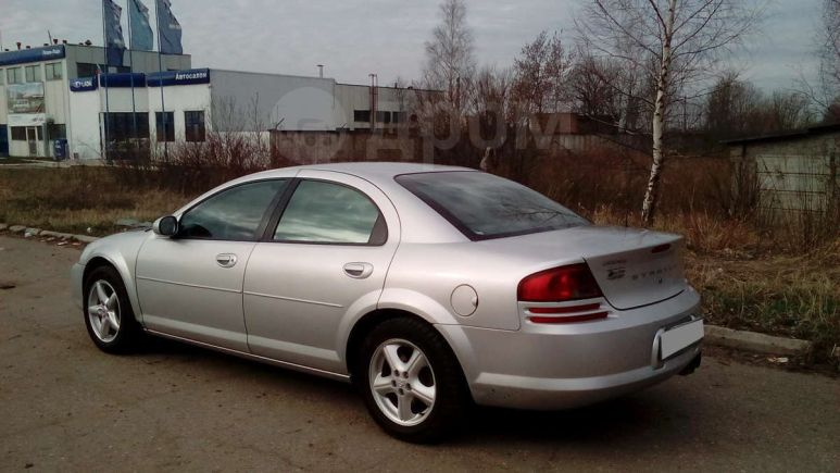 Dodge Stratus, 2005 год, 215 000 руб.
