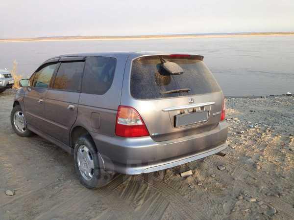 Honda Odyssey, 2001 год, 335 000 руб.