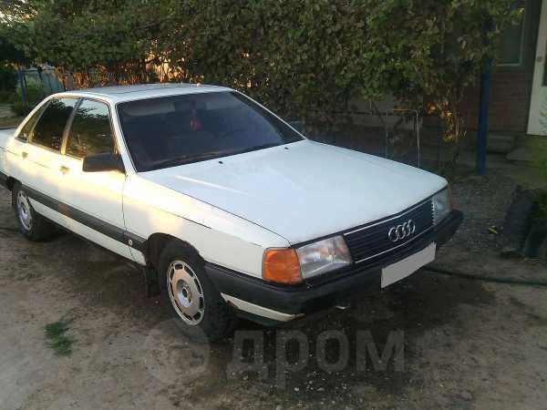 Audi 100, 1989 год, 50 000 руб.