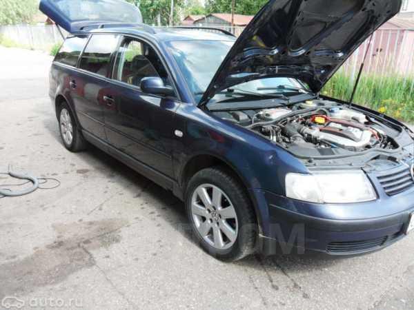 Volkswagen Passat, 1999 год, 140 000 руб.