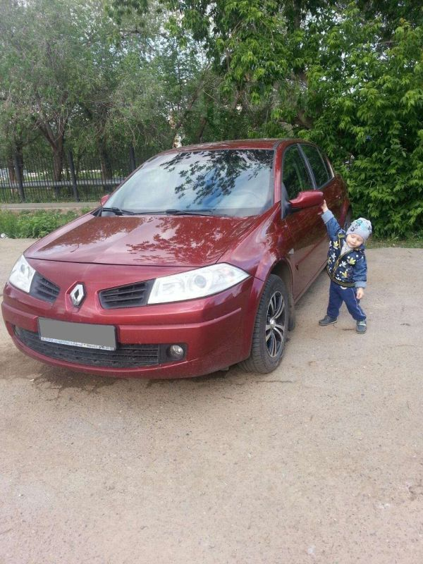 Renault Megane, 2007 год, 265 000 руб.