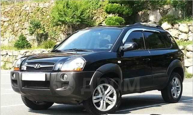 Hyundai Tucson, 2009 год, 750 000 руб.