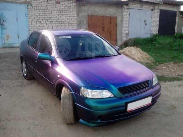 Opel Astra, 2001 год, 150 000 руб.
