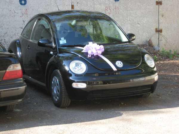 Volkswagen Beetle, 2000 год, 300 000 руб.