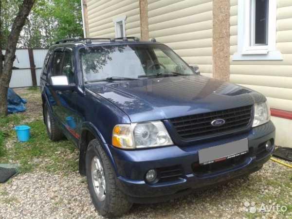 Ford Explorer, 2003 год, 600 000 руб.