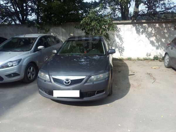 Mazda Mazda6, 2007 год, 295 000 руб.