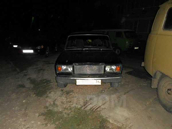 Лада 2107, 2010 год, 150 000 руб.