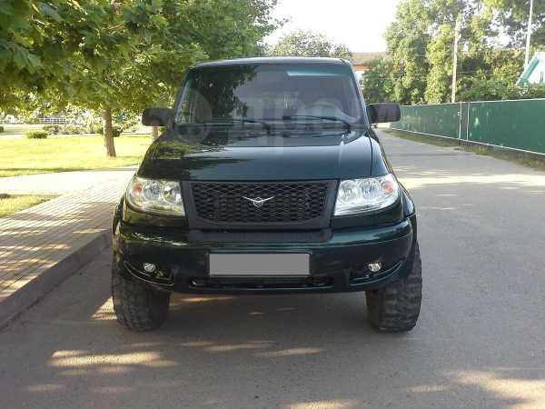 УАЗ Патриот, 2011 год, 400 000 руб.