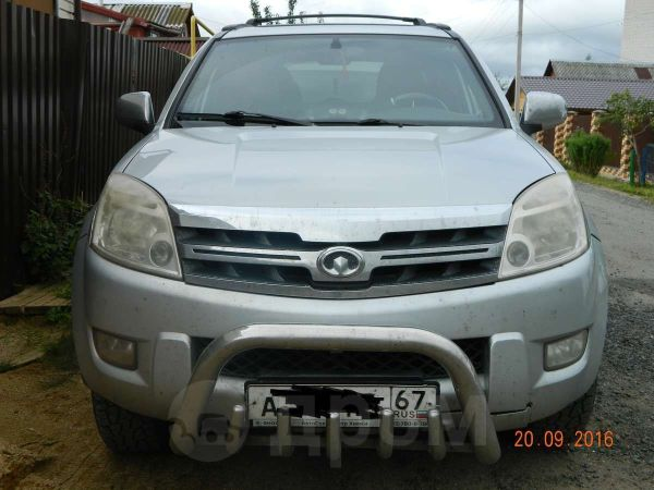 Great Wall Hover, 2009 год, 430 000 руб.