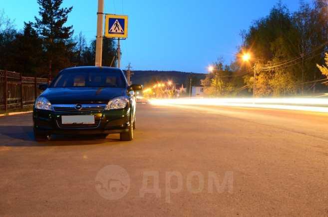 Opel Astra Family, 2008 год, 345 000 руб.