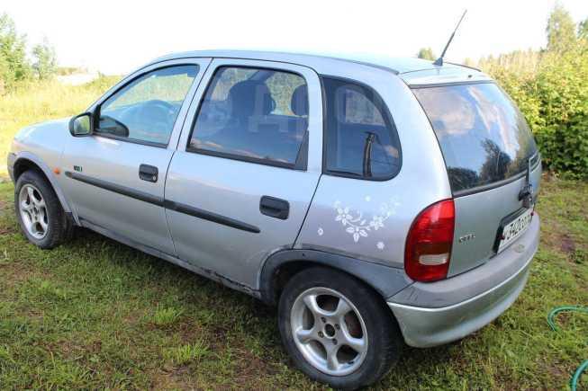 Opel Corsa, 1999 год, 100 000 руб.