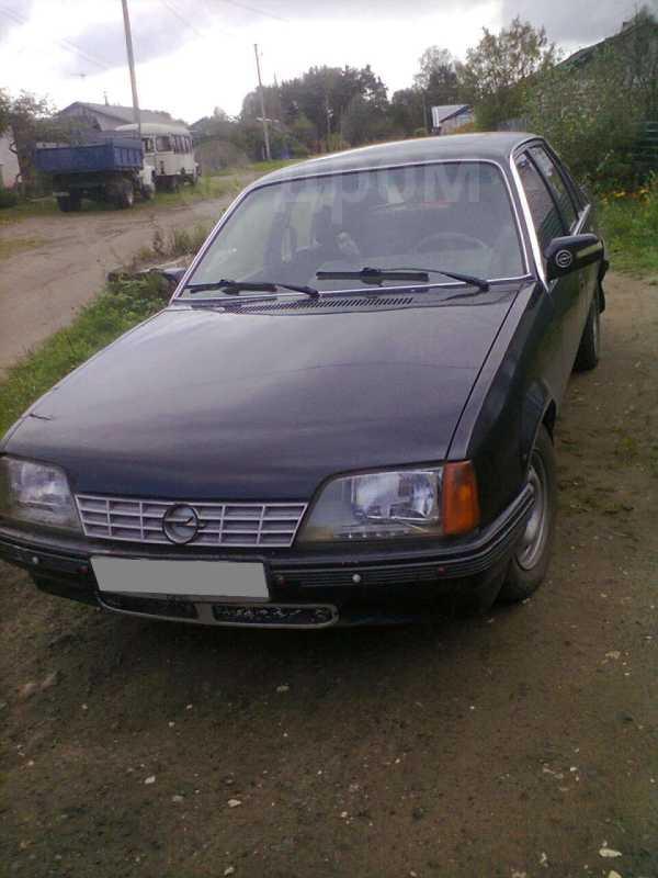 Opel Rekord, 1986 год, 80 000 руб.