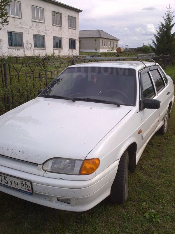 Лада 2115 Самара, 2010 год, 220 000 руб.