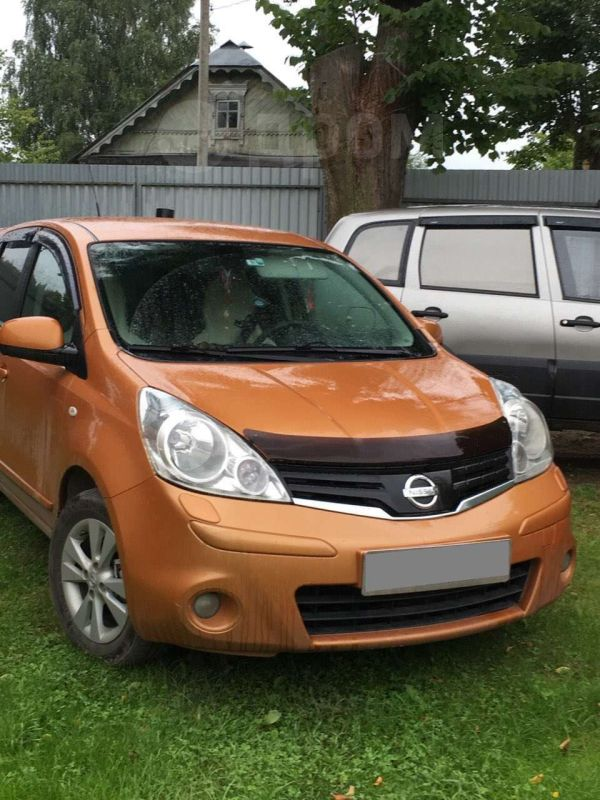 Nissan Note, 2010 год, 420 000 руб.