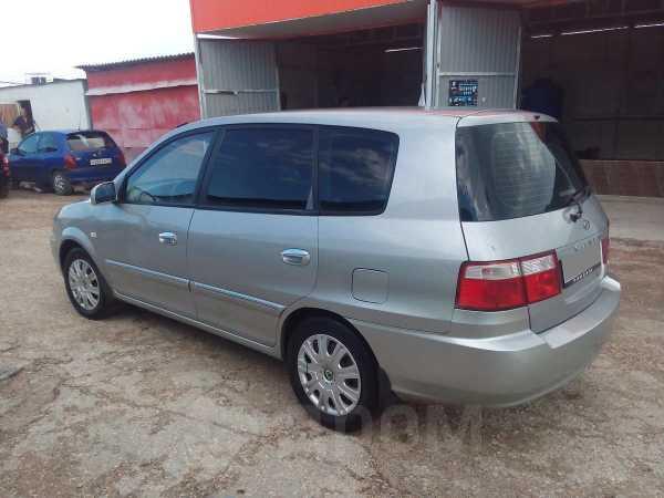 Kia Carens, 2004 год, 299 000 руб.