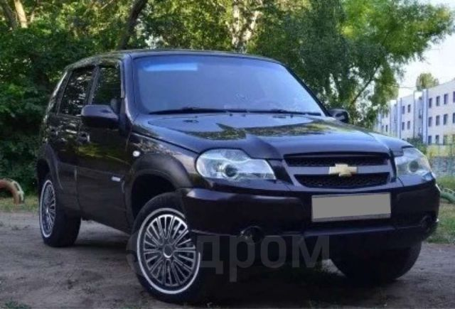 Chevrolet Niva, 2011 год, 330 000 руб.