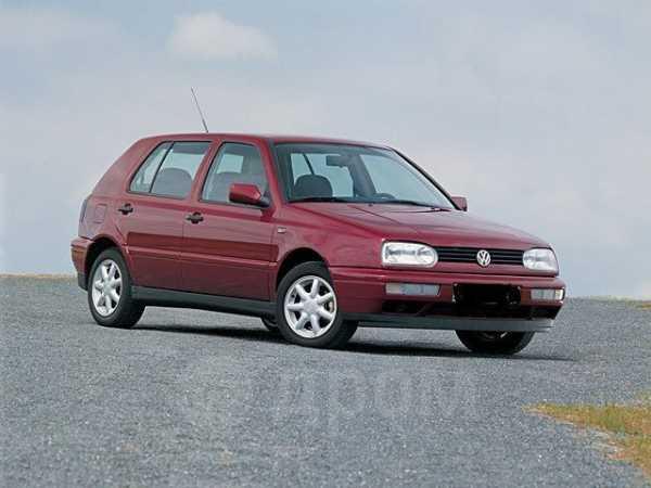 Volkswagen Golf, 1993 год, 115 000 руб.
