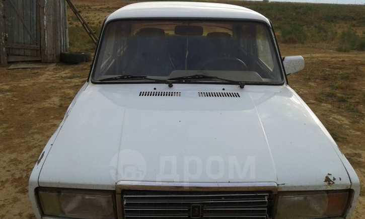 Лада 2107, 2007 год, 80 000 руб.