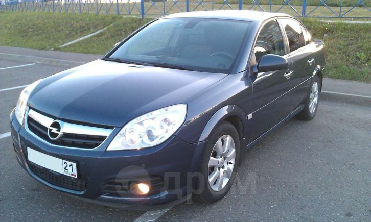 Opel Vectra, 2007 год, 345 000 руб.