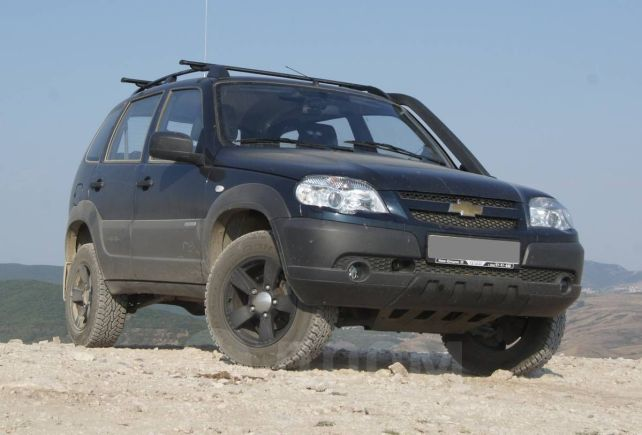 Chevrolet Niva, 2014 год, 560 000 руб.