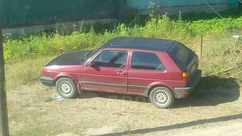 Volkswagen Golf, 1989 год, 30 000 руб.