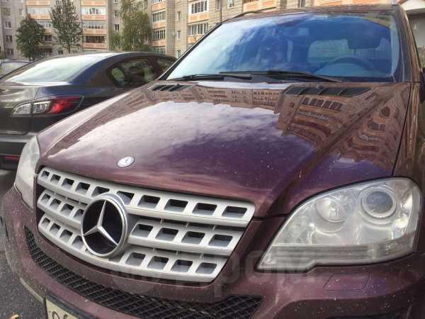 Mercedes-Benz M-Class, 2009 год, 1 250 000 руб.