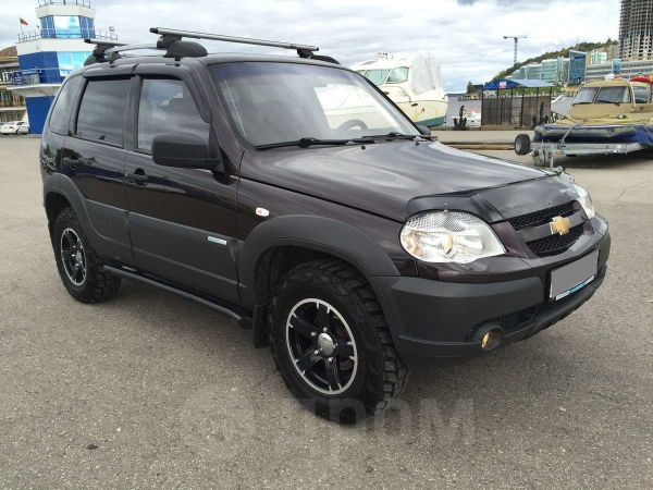 Chevrolet Niva, 2013 год, 399 000 руб.