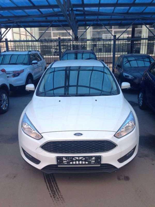 Ford Focus, 2016 год, 850 000 руб.