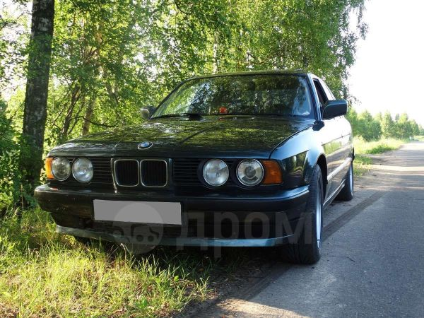 BMW 5-Series, 1990 год, 170 000 руб.