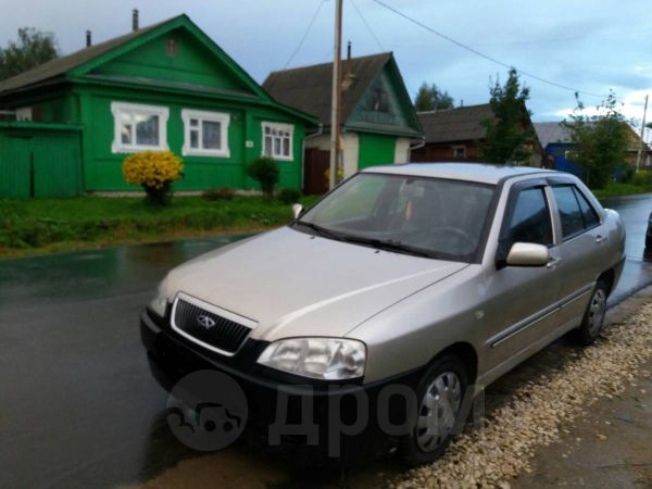 Chery Amulet A15, 2007 год, 99 000 руб.
