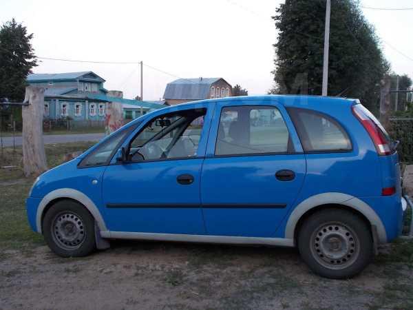 Opel Meriva, 2004 год, 200 000 руб.