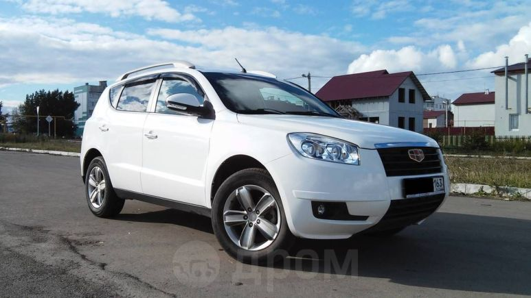 Geely Emgrand X7, 2014 год, 465 000 руб.