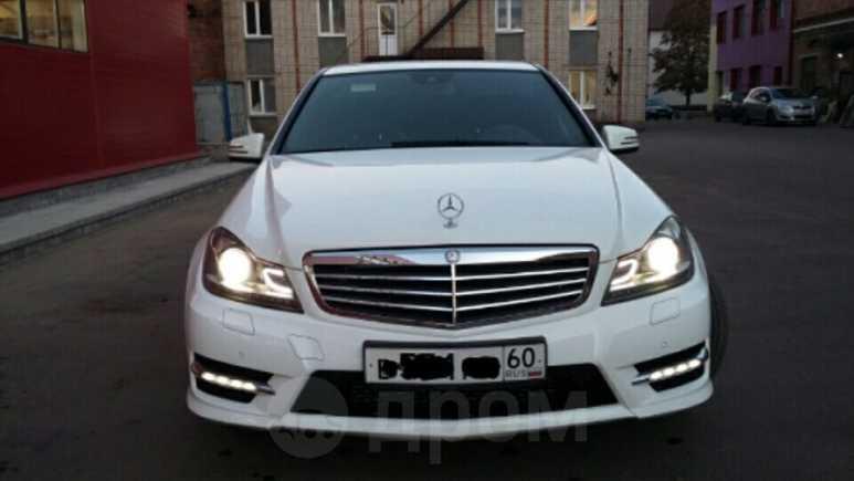Mercedes-Benz C-Class, 2013 год, 1 185 000 руб.
