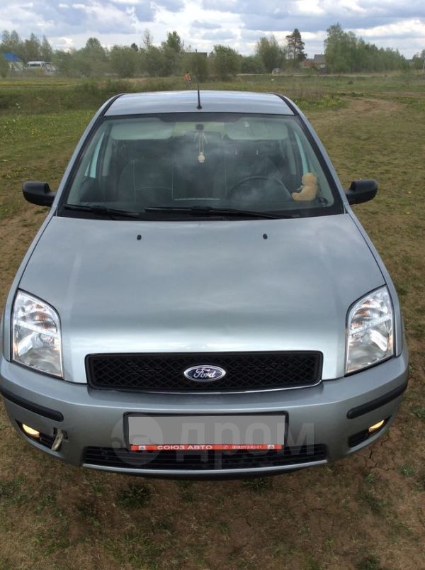 Ford Fusion, 2006 год, 280 000 руб.