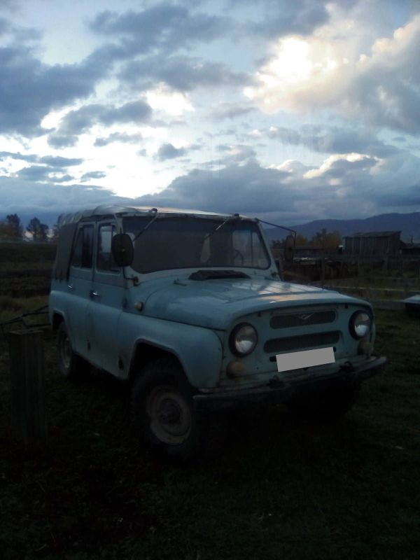 УАЗ 3151, 1993 год, 117 000 руб.