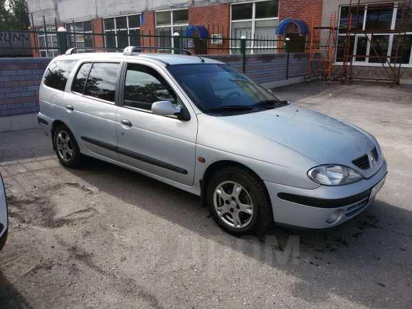 Renault Megane, 2001 год, 179 000 руб.
