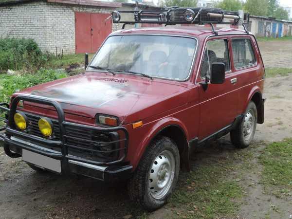 Лада 4x4 2121 Нива, 1994 год, 99 000 руб.