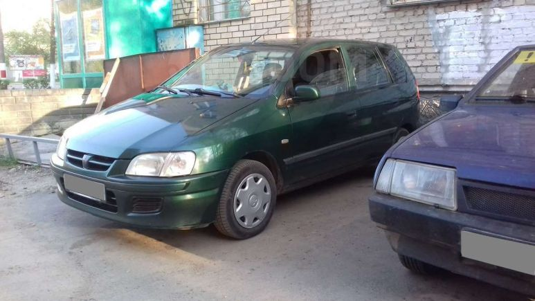 Mitsubishi Space Star, 2001 год, 175 000 руб.