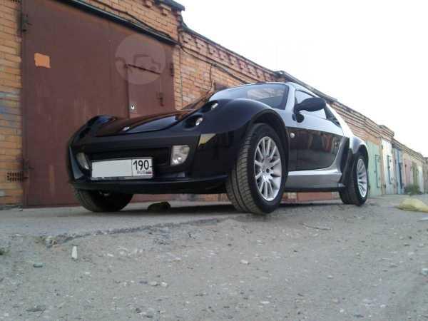 Smart Roadster, 2004 год, 440 000 руб.