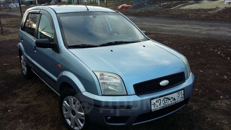 Ford Fusion, 2005 год, 280 000 руб.