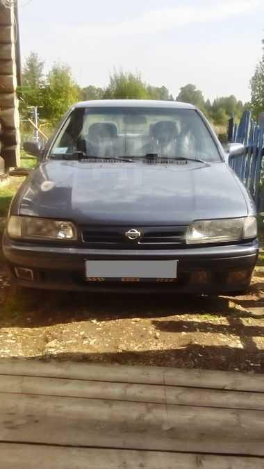 Nissan Primera, 1995 год, 130 000 руб.