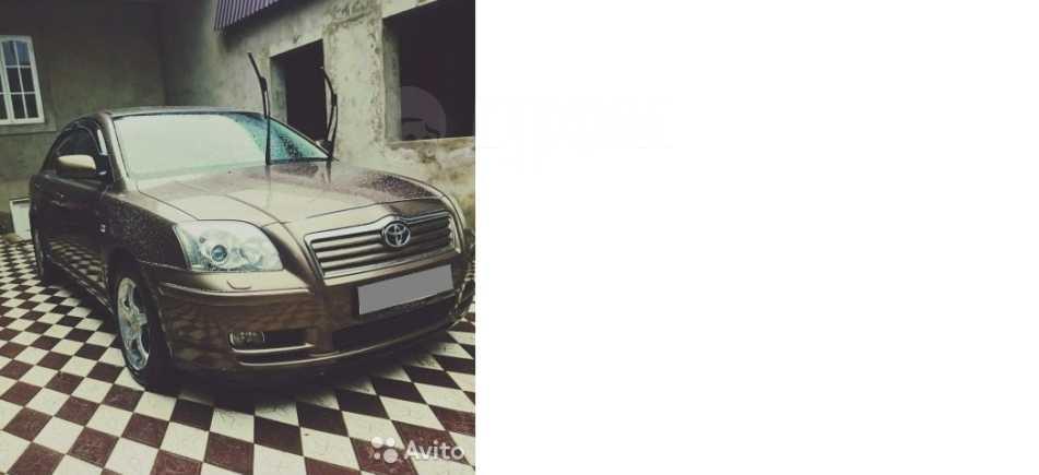Toyota Avensis, 2006 год, 450 000 руб.