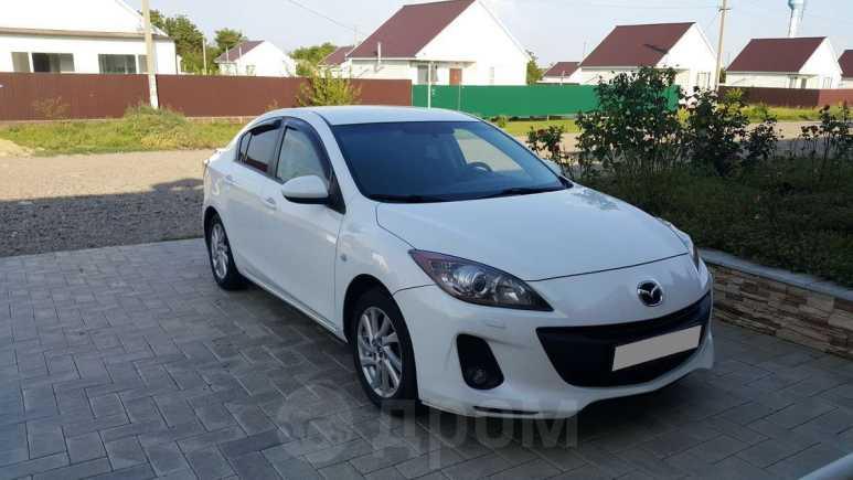 Mazda Mazda3, 2012 год, 618 000 руб.