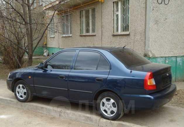 Hyundai Accent, 2011 год, 300 000 руб.