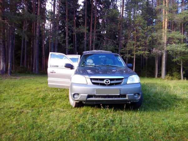 Mazda Tribute, 2002 год, 325 000 руб.