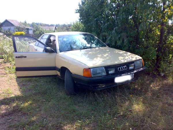 Audi 100, 1984 год, 38 000 руб.