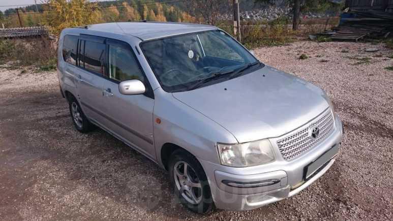 Toyota Succeed, 2002 год, 168 000 руб.
