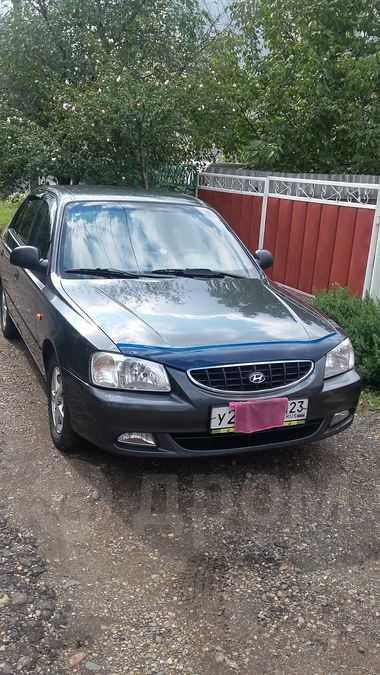 Hyundai Accent, 2009 год, 290 000 руб.