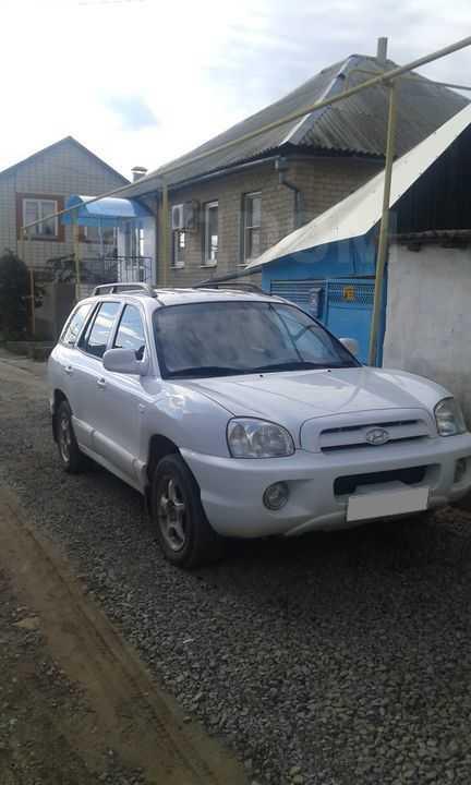 Hyundai Santa Fe, 2007 год, 430 000 руб.