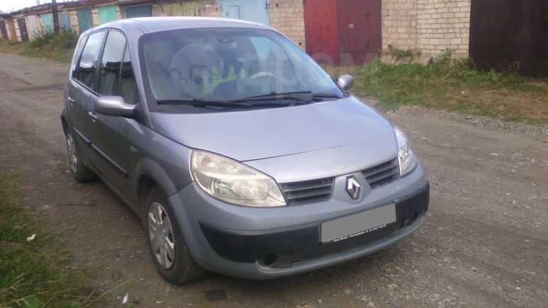 Renault Scenic, 2004 год, 170 000 руб.